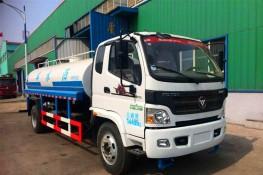 福田欧马可洒水车(5-11吨)