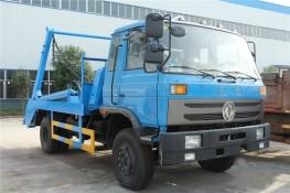 东风145摆臂式垃圾车(6-7方)